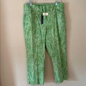 Talbots curvy pants